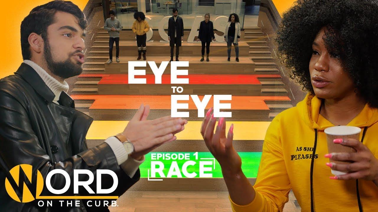 """Hire me because I'm worth it NOT because I'm BLACK!"" | #EyeToEye | Ep.1: RACE | SOAS"