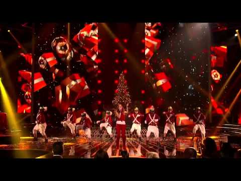 """Carly Rose Sonenclar """"All I Want for Christmas Is You"""" - Live Week 8: Final - The X Factor USA 2012"""