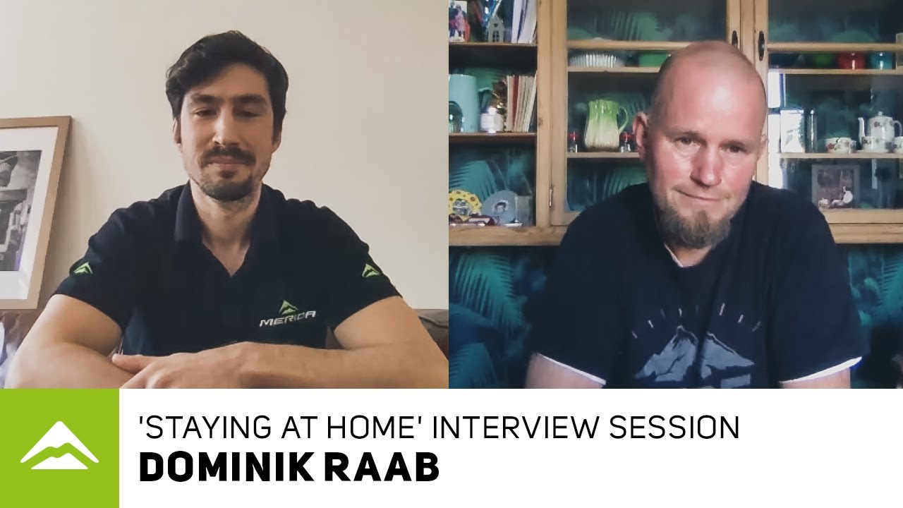 'Staying at home' interview session - Dominik Raab
