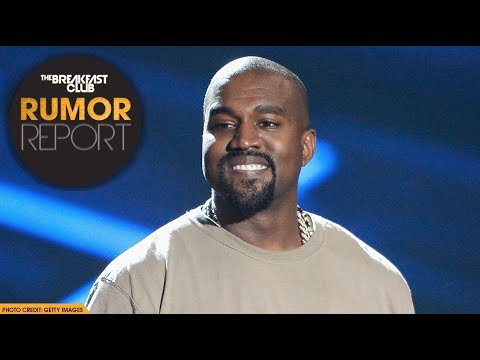 Kanye West Splits With Management: