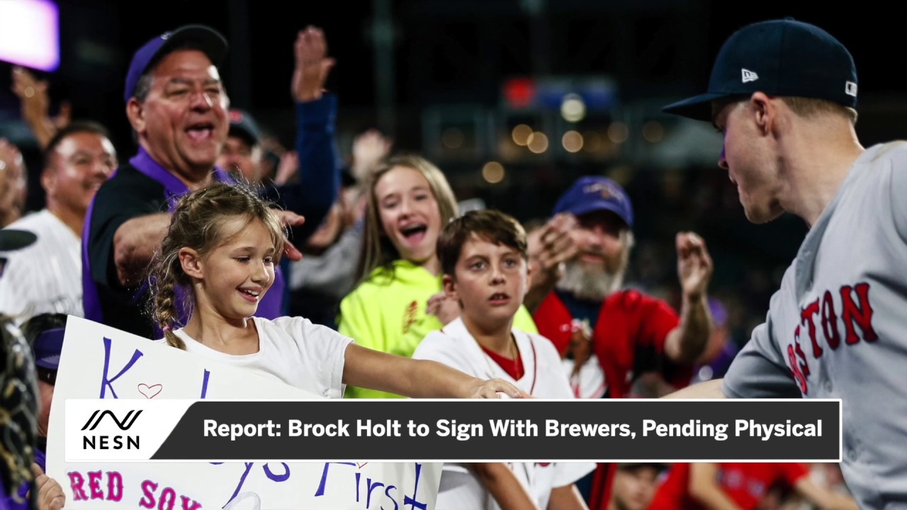 Report: Brock Holt To Sign With Brewers, Pending Physical
