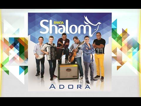 Glória e Poder ● Banda Shalom【Forró Gospel 2015】HD