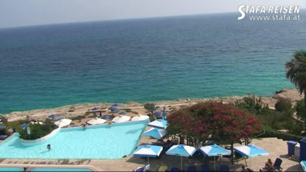 Stafa reisen hotelvideo atlantica sungarden beach zypern for Katzennetz balkon mit sun garden hotel ayia napa