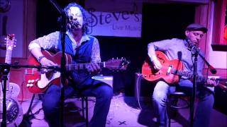 Ian Siegal & Little G Weevil - How Many More Years @ Steve
