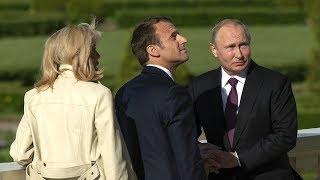 Эммануэль Макрон выступит на ПМЭФ-2018. Что это значит для России и Евросоюза?