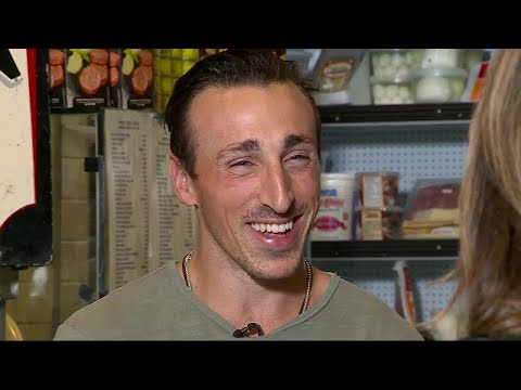 Someone you should know: Bruins' fiesty left wing Brad Marchand