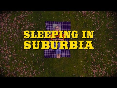 Martha Paton - Sleeping in Suburbia (Official Music Video)