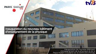 Paris-Saclay TV – Décembre 2019