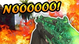 I AM MY OWN WORST ENEMY! (Black Ops 2)