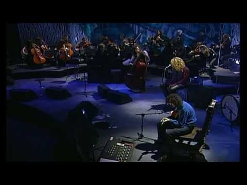 "Led Zeppelin ""The Rain Song"" - Jimmy Page & Robert Plant HD No Quarter 1994"