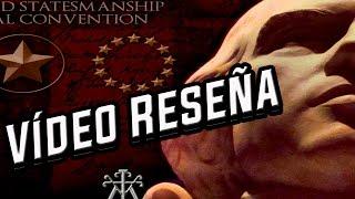 Video reseña español founding fathers - kludik