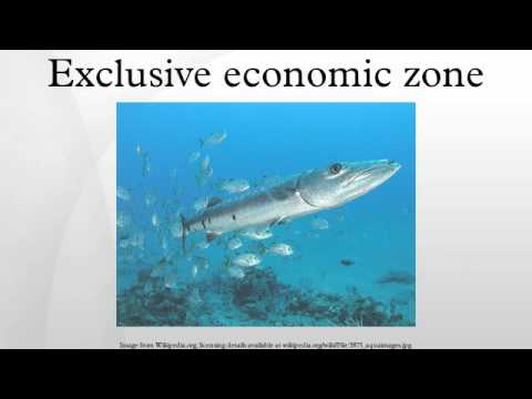 Exclusive economic zone