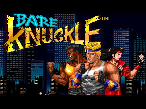 Bare Knuckle (Streets of Rage) - Женя и Денис