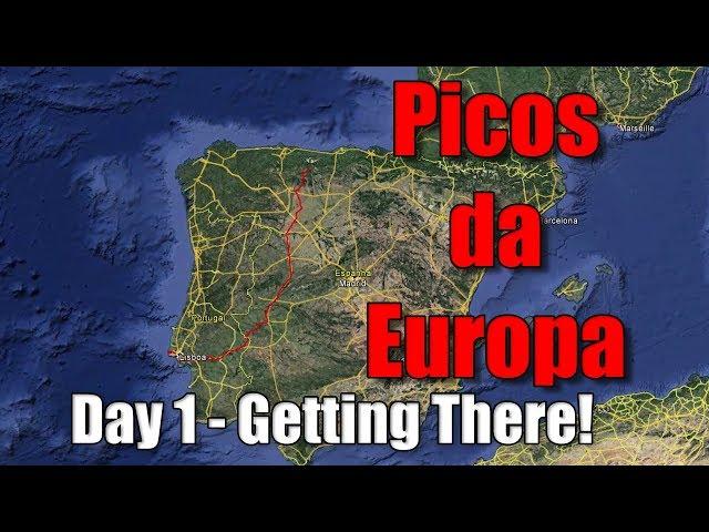Picos da Europa: The beginning of the epic ride!