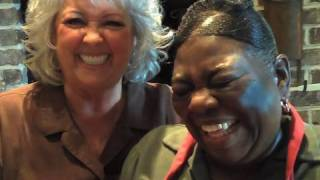 Paula Deen Makes Biscuits