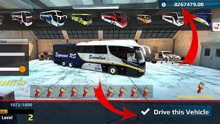 World Bus Driving Simulator v1.07 latest Mod (Unlimited Money+ iRIZAR I80 Unlock) Apk + Data screenshot 2