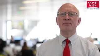 Jonathan Mitchell, non executive chairman of Harvey Nash