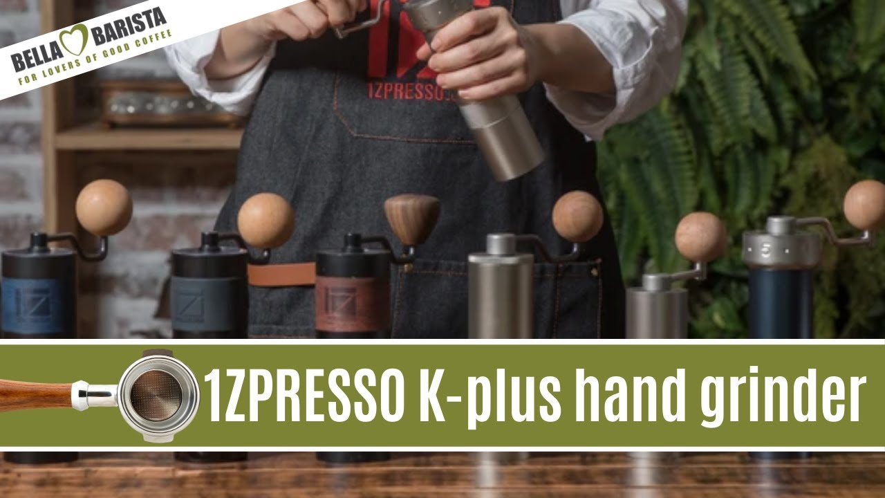 1zpresso K Plus Hand Grinder Review Youtube