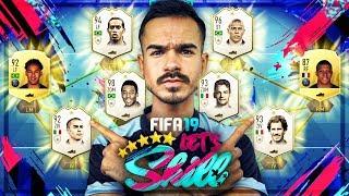 FIFA 19 : Das Beste LETS SKILL Comeback !! 🔥🔥🔥