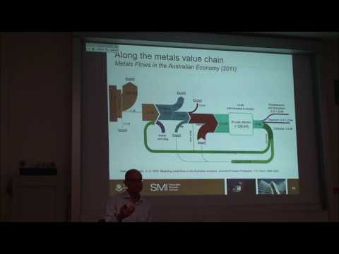 Glen Corder - 'Wealth from Waste': Is there a case for metals recycling in Australia?
