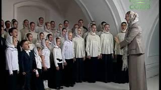"""Детско-юношеский хор им. прп. Иоанна Дамаскина """"Мы пойдем сегодня в храм"""""""