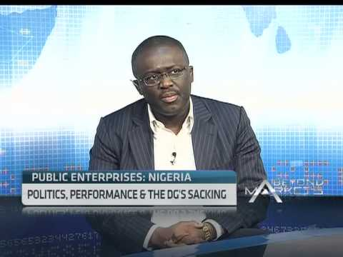 Nigeria's Director General of the Bureau of Public Enterprise Gets the Sack