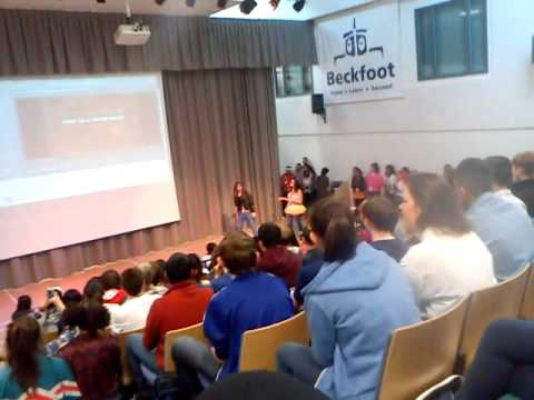 beckfoot karaoke pt.4