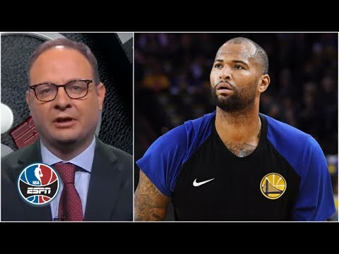 DeMarcus Cousins' Warriors debut: When it'll happen, and what to expect | NBA Countdown