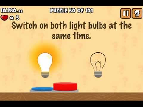 LEVEL 60 WALKTHROUGH What's my IQ ? (iPhone,iPod,iPad) IQ TEST SOLUTIONS