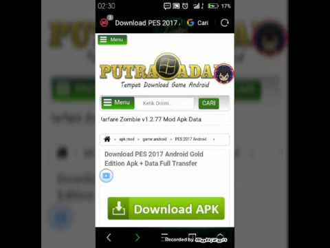 download pes 2017 android mod putra adam