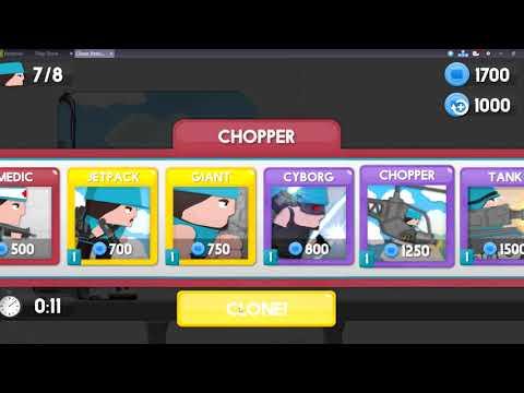 Clone Armies - new update part 2