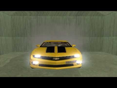 Chevrolet Camaro RS GTA San Andreas ЛТКиК