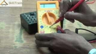 Understanding the Multimeter (Hindi) (हिन्दी)