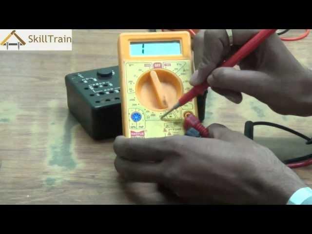 Understanding the Multimeter (Hindi) (??????)