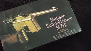 新たにモーゼルM712を開封して2丁拳銃にしてみました。