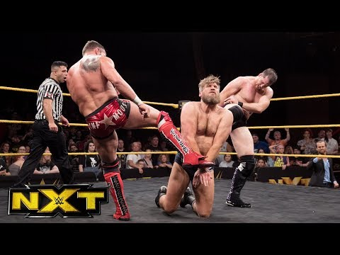 Tyler Bate & Trent Seven vs. Kyle O'Reilly & Bobby Fish: WWE NXT, Sept. 20, 2017