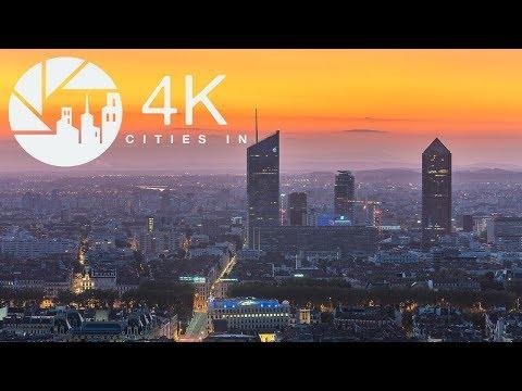 Lyon in 4K