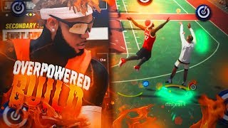 The BEST Guard BUILD in NBA 2K19! Most OVERPOWERED Build in NBA 2K19!