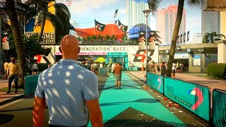 HITMAN 2 - Miami International Mission | 8 Minutes of NEW Gameplay | E3 2018 (1080p)