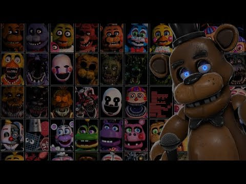 Fnaf UCN| If Freddy Did The Voices