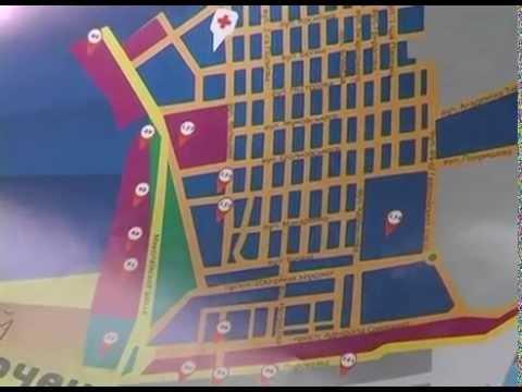 В Херсоне презентовали карту бомбоубежищ
