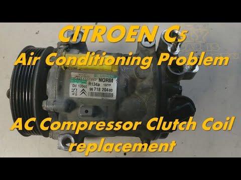 Citroen - How to Fix Flip Key in Citroen C5 Xsara Berlingo