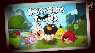 Meet the flock (Angry Birds Toons) 720p