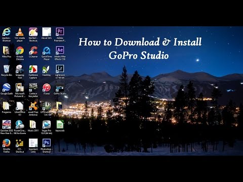 How to Download & Install GoPro Studio