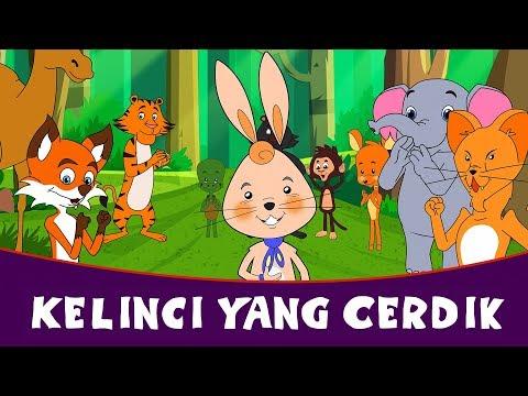 Kelinci Yang Cerdik - Cerita Untuk Anak-Anak | Animasi Kartun | Dongeng Bahasa Indonesia
