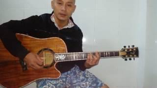 Cho Đong guitar Duy Lu
