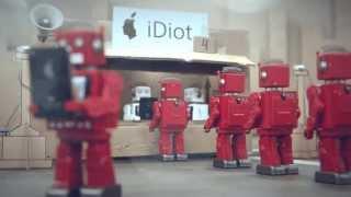 Gambar cover [Apple iDiots]: By Big Lazy Robot VFX