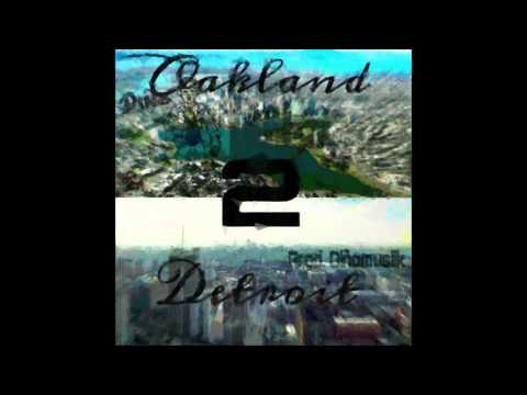 "Oakland Type Beat/ Detroit Type Beat  ""Oakland 2 Detroit"" 2016"