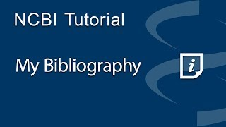 My Bibliography