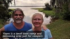 RV Camping @ Ocean Pond in Olustee FL - Sept 2018